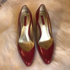 Nine West Red Heels